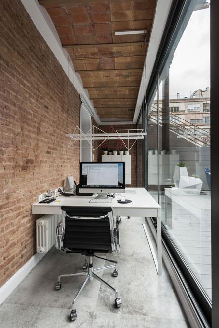 Paredes y techos modernistas- Reformas de pisos de estilo modernista en Barcelona