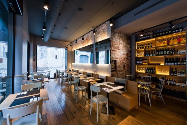 Reforma restaurant Gabriel