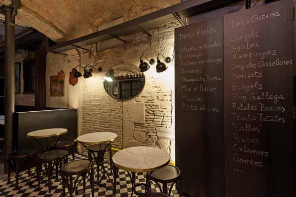 Reforma Restaurant El Portalón