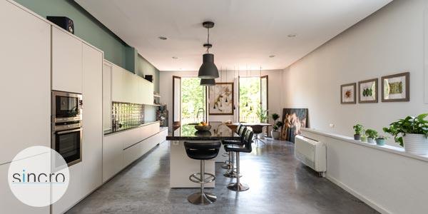 Reformas de pisos casas y viviendas en barcelona sincro - Reformas de pisos barcelona ...