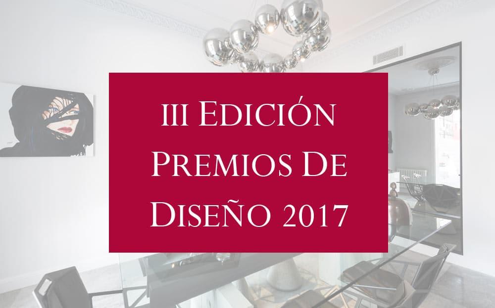 Sincro nominado a los premios de diseño 2017 de la Revista Cocinas y Baños