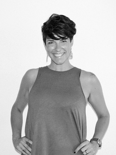 Carolina Luzón. Interiorista y responsable de mobiliario y decoración
