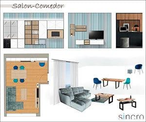 banner proyectos de mobiliario y decoración sincro