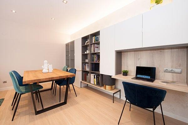 Proyecto de mobiliario «Fórum»