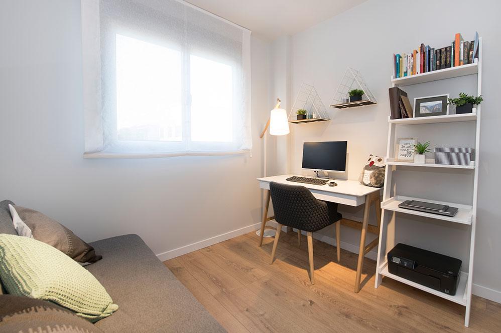 Mueble del despacho / zona de trabajo piso