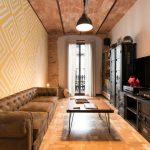 Mobiliario despacho de estilo industrial y vintage