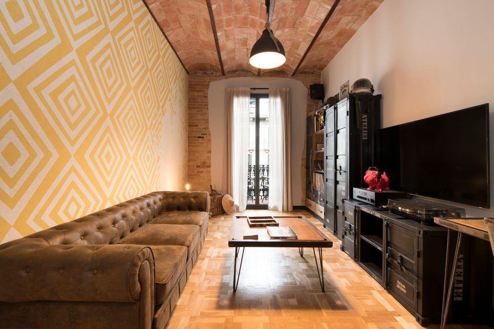 Revestiments per decorar parets interiors