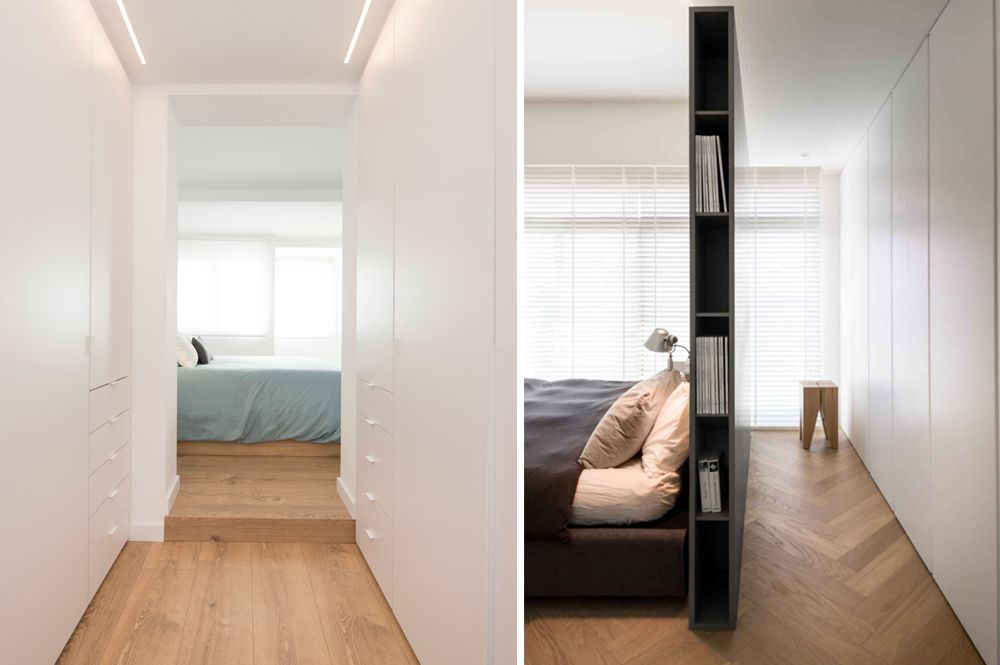 Ideas para tener un vestidor en el dormitorio